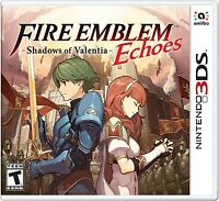 NEW Fire Emblem Echoes: Shadows of Valentia (Nintendo 3DS, 2017)