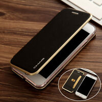 Luxury Flip Leather Wallet Card Holder Magnetic Case Cover For iPhone 7 /7 Plus