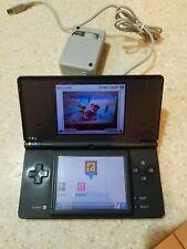 Nintendo DSi Black w/ Super Mario Bros. Game + CHARGER