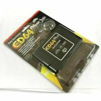 Für N64 Game Console ED64 Plus Game Save Device Cartridge Adapter +16GB SD-Karte