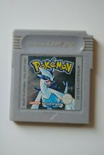 CONSOLE NINTENDO GAME BOY JEU POKEMON VERSION ARGENT
