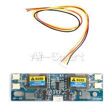 "Universal CCFL INVERTER MONITOR LCD INVERTER 4 Lampada 10-29V per 15-24"" widescreen"