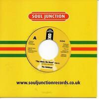 THE HOLIDAYS You Make Me Weak - Northern /Modern Soul 45 (Soul Junction) *Listen