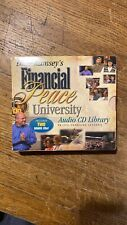 Dave Ramsey's Financial Peace University Audio CD Library