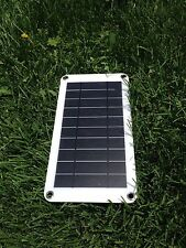 8W Solar Power Charger for PDA Cell Phone MP3 GPS