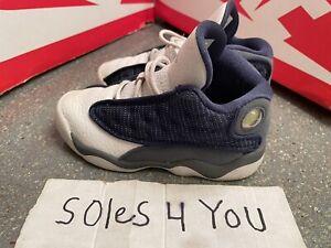 Nike Air Jordan 13 XIII Retro Flint PS 414581-404 Size 9c