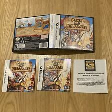 Anno Dawn of Discovery Nintendo DS Video Game Cartridge Complete With Manuals