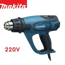 Makita HG6500 Heat Gun 2000W 70~650°C LCD Display 220V 2.5m