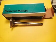 1965-97 Chevrolet Big Block (Standard) Exhaust Valve  (1) GM 6263732 NOS