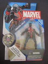 MARVEL UNIVERSE WAVE 4 UNION JACK ACTION FIGURE INVADERS MIGHTY DESTROYER