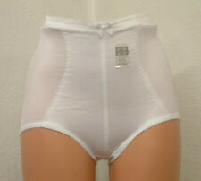 Unbranded Medium Support, Smooth, Plain Panty Girdle In White