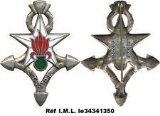 2° Compagnie Saharienne Portée Légion dos guilloché, Drago Paris, (E96)