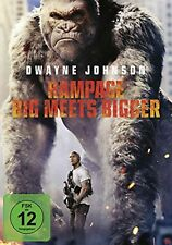 Rampage - Big Meets Bigger 1x Dvd-9
