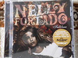 CD-Album:  Nelly Furtado – Folklore    (2003)