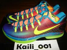 Nike KD V 5 Elite Size 12 EYBL PE What the KD IV Durant ASG Galaxy B
