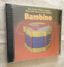 CD CEDAR WALTON SEXTET BAMBINO ECD 22213-2 JAZZ