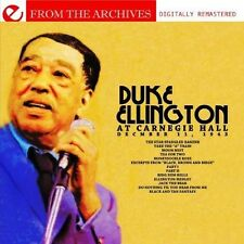 Duke Ellington - Duke Ellington Carnegie Hall December 11, 1943 [New CD] Manufac