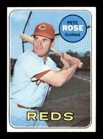 1969 Topps Set Break # 120 Pete Rose EX-MINT *OBGcards*