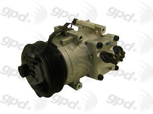 A/C Compressor Repair Kit-Kit - New Global 7511702
