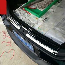 Stainless Steel Inner Rear Bumper Protector trims for Volkswagen Tiguan 2009-13