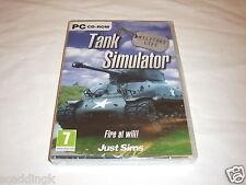 PC Simulation Tank Simulator Military Life Brand New Factory Sealed