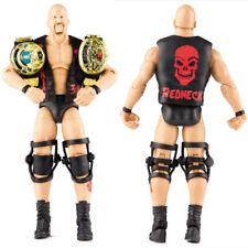 WWE Texas Rattlesnake Stone Cold Steve Austin Wrestling Action Figure Toy No Box