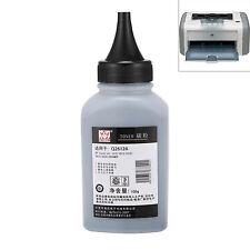 100g Black Toner Refill For Q2612A Canon 1010 HP LBP-3260 ~~ Read to Check Model
