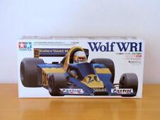 TAMIYA Wolf WR1 1/10th SCALE RADIO CONTROL HIGH PERFORMANCE RACING CAR