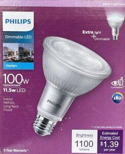 Philips 100-Watt PAR38L Indoor LED Flood Light - 1100 Lumens - NEW