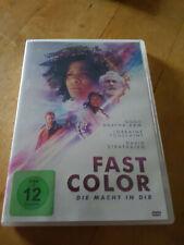 Fast Color - Die Macht in Dir (2021) - Science Fiction Thriller