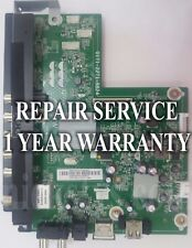 Premium Mail-in Repair Service For Sharp LC-48LE653U Main Board 1 YEAR WARRANTY
