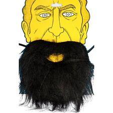 Black  Beard for Fancy Dress fake black beard Party! Witch, Wizard, Smurf.