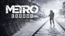 Metro Exodus +66 EXTRA GAMES (STEAM) - PC 2019