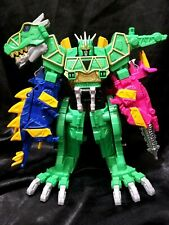 Power Rangers Dino Charge MEGAZORD Fun Colors Edition Zord Builder