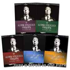 Alfred Hitchcock Presents: TV Series Complete Seasons 1 2 3 4 5  Box/DVD Set(s)