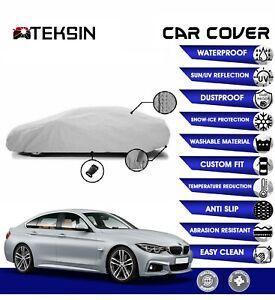 BMW 4 Series Car Cover Fitted Waterproof Snow Rain UV Sun Dust