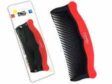 Pocket Mens Mustache Beard Comb Women Grooming Hair Styling Combs Plastic