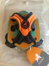 Gooby Trekking Jacket Harness Orange Size XS NEW