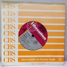 "THE RAMONES - PET SEMATARY - 7"" single RARE OZ AUSSIE LIBERATION PRESS 1989"