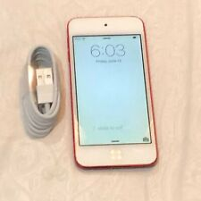 Apple iPod touch 5th Generation Red (32 GB) Bundle Great Condition