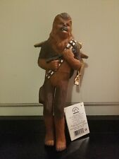 Star Wars 1997 Applause Chewbacca with C-3Po on back Vinyl Figure