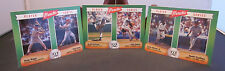 THREE (3) FRENCH'S BASEBALL CARDS 1992 EDITION
