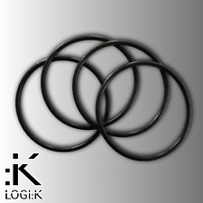 Logik Kart 4-Pack O-Ring Water Pump Drive Belt Band OTK CRG Freeline Iame Rotax