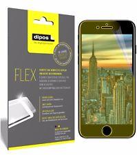 3x Apple iPhone 8 Film de protection d'écran, recouvre 100% de l'écran, dipos