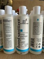 Art Naturals Hand cleaning formula Scent Free - 8 fl oz Per Bottle (Pack of 5)