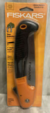 FISKARS 7 INCH FOLDING PRUNING SAW NON SLIP GRIP BRAND NEW FREE SHIPPING