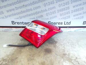 Hyundai i30 2012 Right OS Drivers Outer Taillight