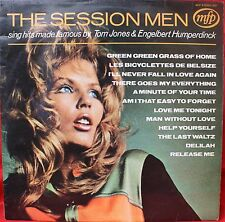 The Session Men Sing Hits Made Famous By Tom Jones And Engelbert Humperdinck