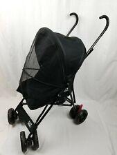 Pet Gear Ultra Lite Travel Stroller, Compact, Large Wheels, Lightweight