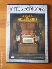 DVD EN BUSCA DEL ARCA PERDIDA - MITOS Y ENIGMAS - CAJA SLIM (U4)